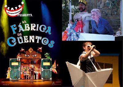 Teatro infantil en Sevilla, 30 noviembre y 1 diciembre 2013
