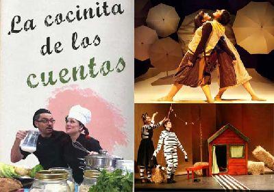 Teatro infantil en Sevilla, fin de semana 5 y 6 de octubre 2013