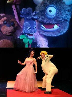 Teatro infantil en Sevilla fin de semana de 7 y 8 de febrero 2015