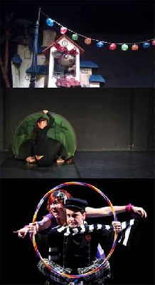 Teatro infantil en Sevilla, fin de semana 9 y 10 noviembre 2013