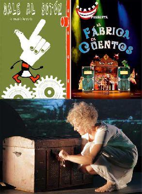 Teatro infantil en Sevilla, fin de semana del 9 y 10 de marzo 2013