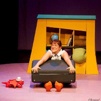 Teatro infantil: El viajecito en La Fundición de Sevilla