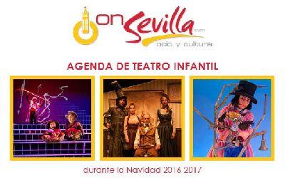 Teatro infantil en Sevilla (Navidad 2016-2017)