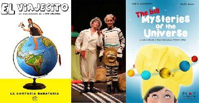 Teatro infantil en Sevilla en el puente de diciembre 2014