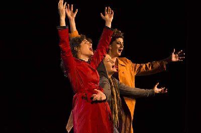 Teatro: Juanita Calamidad en el Teatro Quintero de Sevilla