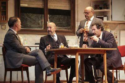 Teatro: Jugadores en el Teatro Central de Sevilla