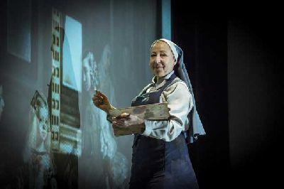 Teatro: La autora de las meninas en el Teatro Lope de Vega de Sevilla