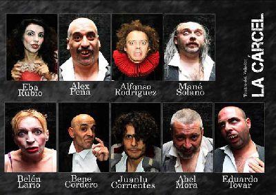 Teatro: La cárcel en la Torre de don Fadrique Sevilla