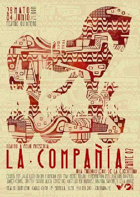 Teatro: La compañía 2 en el Teatro Quintero de Sevilla