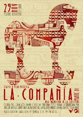 Teatro: La compañía en el Teatro Quintero de Sevilla