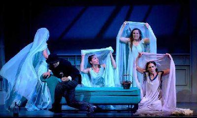 Teatro: La Dama duende en el Teatro Lope de Vega de Sevilla 2018