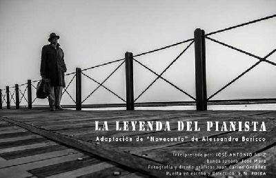 Teatro: La leyenda del pianista en La Imperdible de Sevilla