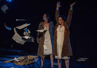Teatro: La mar de lejos en el ciclo Estrénate del CICUS de Sevilla