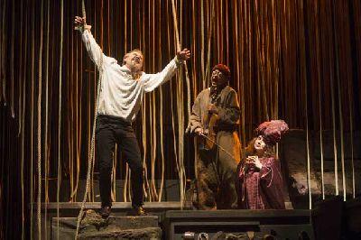 Teatro: La otra mano de Cervantes en La Fundición Sevilla (marzo 2017)