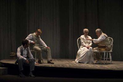 Teatro: Largo viaje del día hacia la noche en el Lope de Vega Sevilla