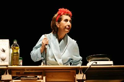 Teatro: La sartén por el mango en La Fundición Sevilla