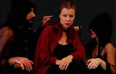 Foto de la obra Las brujas de Macbeth