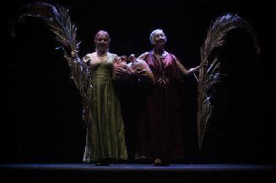 Teatro: Las Santas en La Fundición de Sevilla