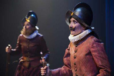 Teatro: La ternura en el Teatro Central de Sevilla