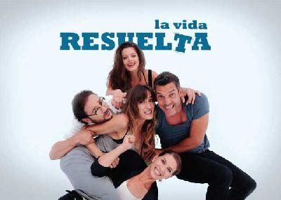 Teatro: La vida resuelta en el Teatro Quintero de Sevilla