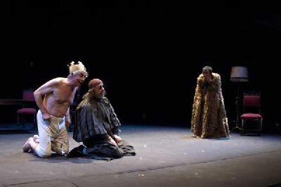 Teatro: Lear en el Teatro Central de Sevilla