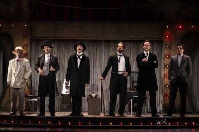 Teatro: Lehman Trilogy en el Teatro Central de Sevilla