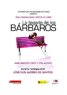 Teatro: La llegada de los bárbaros en el CICUS Sevilla
