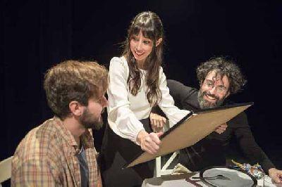 Teatro: Lluvia en el ciclo Estrénate del CICUS de Sevilla