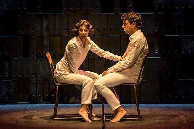 Foto promocional de Lorca, la correspondencia personal