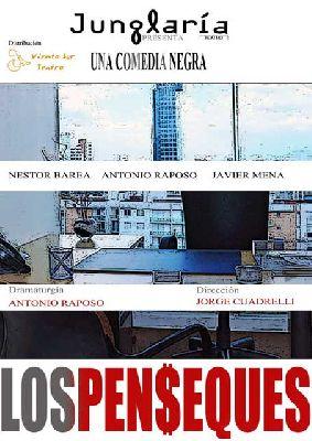 Teatro: Los Penseques en el Teatro Central de Sevilla