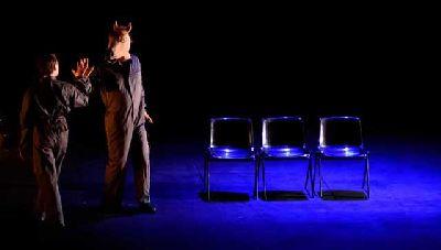 Teatro: Lost en el ciclo Estrénate del CICUS de Sevilla