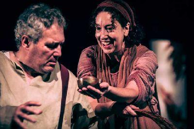 Teatro: Los últimos paganos en La Fundición de Sevilla