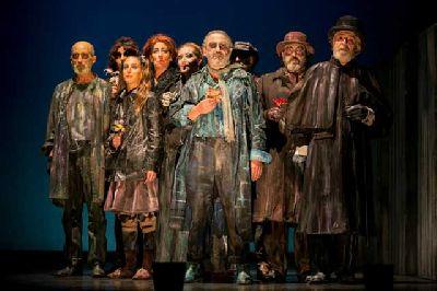 Teatro: Luces de Bohemia en el Teatro Lope de Vega de Sevilla 2018