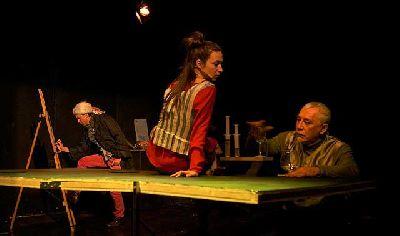 Teatro: Malentendido Rousseau en Centro TNT-Atalaya Sevilla