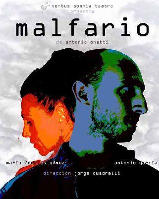 Teatro: Malfario en Viento Sur Teatro Sevilla