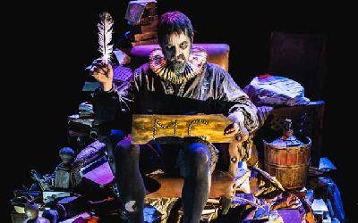Teatro: M.C. manco y de la mancha en La Fundición de Sevilla 2018