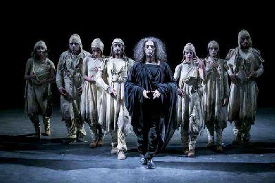 Teatro: Marat-Sade en el Teatro Lope de Vega de Sevilla