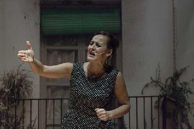 Teatro: Mari, palante! en La Fundición Sevilla