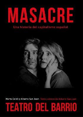 Teatro: Masacre en el Teatro Central de Sevilla