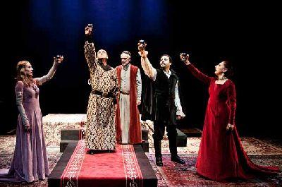 Teatro: Matar al rey en el Centro TNT-Atalaya de Sevilla