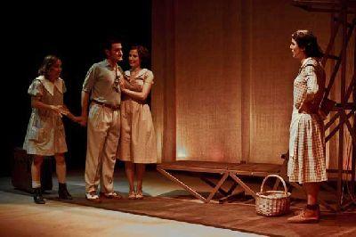 Teatro: Melvin y sus hermanas en La Imperdible de Sevilla
