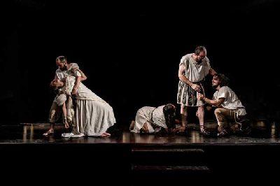 Teatro: Miles gloriosus en Itálica 2015