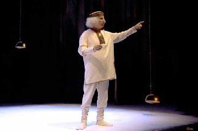 Teatro: Misterios del Quijote en el Teatro Lope de Vega de Sevilla