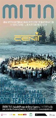 Teatro: VII MITIN en el Centro TNT-Atalaya Sevilla