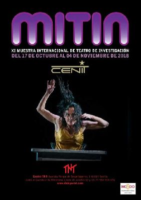 Teatro: XI MITIN en el Centro TNT-Atalaya Sevilla 2018