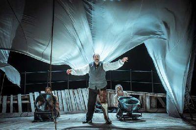 Teatro: Moby Dick en el Teatro Lope de Vega de Sevilla 2018