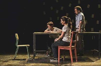 Teatro: Mosca en La Fundición Sevilla