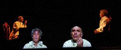 Teatro: Mozart vs Salieri en La Imperdible de Sevilla (marzo 2017)