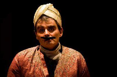 Teatro: Mr. Kebab en la Sala Cero de Sevilla