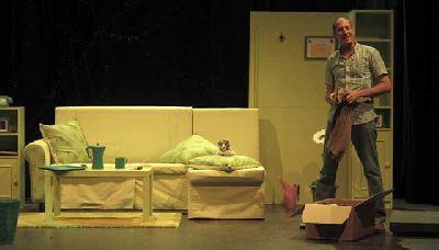 Teatro: La mudanza en la Sala Cero de Sevilla